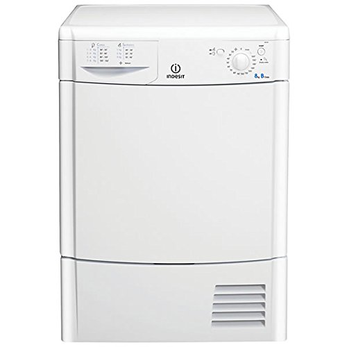 INDESIT DRYERS 8 KG Condenser Timed B LED