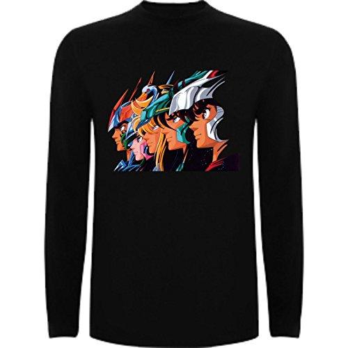 Camiseta Caballeros del Zodiaco