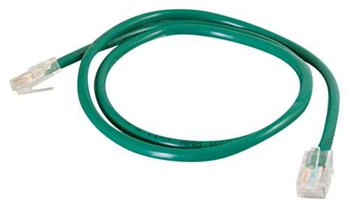 CABLESTOGO Cables to Go 83064 Category 5E Patch Kabel (350MHz, 3m) grün - 3m Cat5e Utp Patch