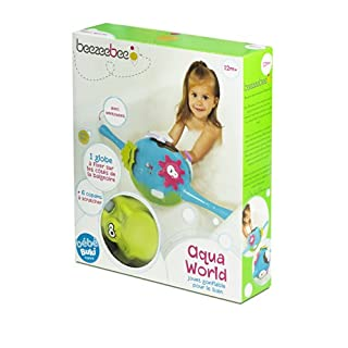 Beezeebee Aquaworld Bath Toy