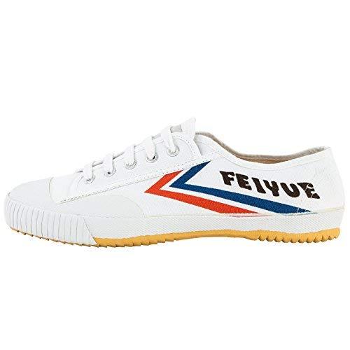 Feiyue Sneaker- Martial Arts Sport Parkour Wushu Shoes White 39 40a81412cc2