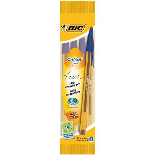bic-872721-estuche-con-4-boligrafos-punta-fina-color-azul