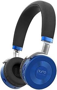 Puro Sound Labs - JuniorJams - Cuffie con limitazione del volume per bambini 3+, proteggono l'udito, piegh