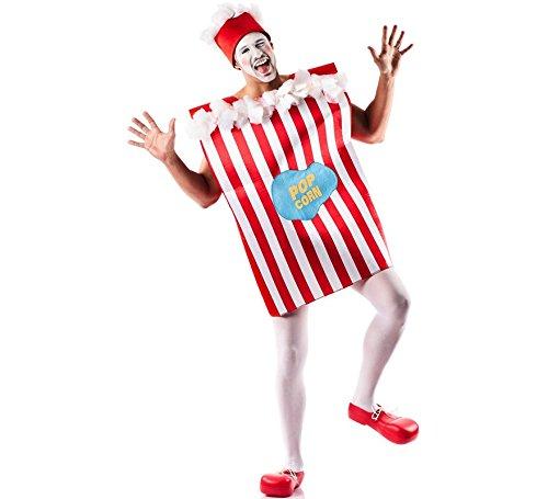 Imagen de disfraz de cubo palomitas para adultos