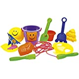 Negi Comprehensive Beach Set with Skipping Rope, Multi Color