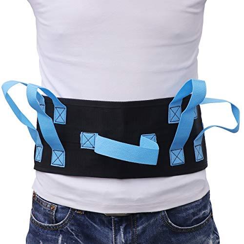Transfer Lift (Healifty Gait Belt Transfer Belt Medical Safety Belt for Senioren to Lift and Transfer Physical Therapy Belt Straps and Senioren Care Lifts 1 PC)