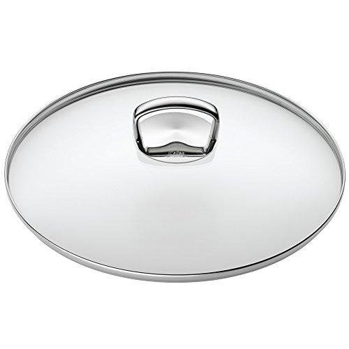 Silit Glasdeckel zu Asia-Wok Ø 36cm Metallgriff spülmaschinengeeignet 36 Cm Wok