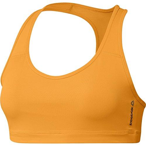 Reebok Hero Soutien-Gorge de Sport Femme Orange