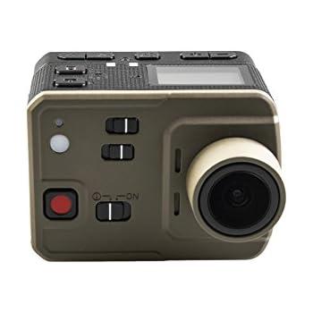 Rollei 7S WiFi Actioncam (16 Megapixel, 4k Auflösung, wasserdicht bis 100 meter)