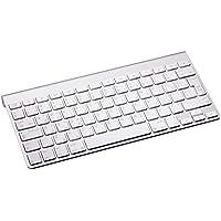 Apple Wireless Keyboard Bluetooth Árabe Plata - Teclado (Bluetooth, Árabe, Inalámbrico, Plata, Alcalino, Universal)