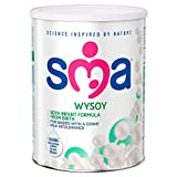 SMA Soya Infant Formula, From Birth