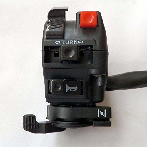Quad-licht-schalter (yunshuo Start Kill Licht Choke Schalter 150250300Quad Buggy Chinesische ATV)