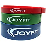 [Sponsored]Resistance Band For Exercise, Heavy Duty Resistance Stretch Bands For Pilates, Yoga & Loop Gym Fitness Workout By JoyFit