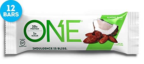 Bliss Zucker (One Bar - 12x60g - Almond Bliss)