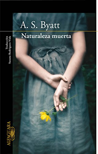 Portada del libro Naturaleza muerta (LITERATURAS)