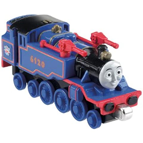 Thomas & Friends - DC Belle, tren de juguete (Mattel V7640)