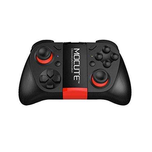 Lorsoul Wireless Bluetooth VR Game Pad-Gaming-Controller Fernbedienung Gamepad, für IOS Android