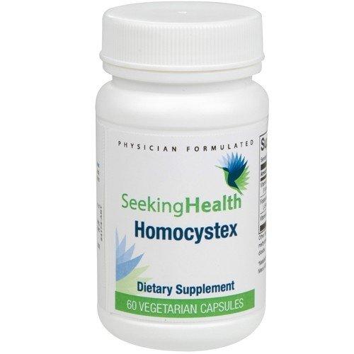 HomocysteX – 60 Vegetarian Capsules – Seeking Health
