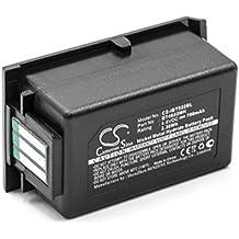 vhbw Batería NiMH 700mAh (3.6V) para el Mando a Distancia de la Radio