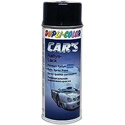 Dupli Color 385865 CAR's-Spray 400ml Cars Noir Brillant, Black Gloss, 6