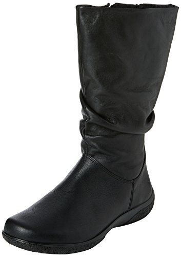 Hotter Mystery, Women's Ankle Boots, Black (Black), 5 UK (38 EU)