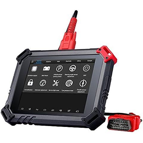 Xtool EZ500strumento di diagnosi sistema WiFi Scanner di codici come Xtool PS80Free Update Online funzione speciale con perfetto Sistema diagnostico - Audi Servizio Di Trasmissione