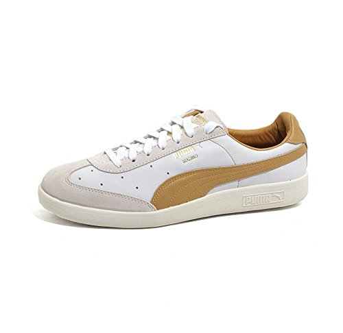 Puma Madrid Tanned - White/beige Bianco/beige