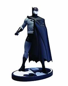 Batman Black/White Statue by Darwyn Cooke [Import allemand]
