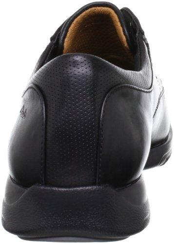 Clarks General Pace5 20352713 Herren Derbys Schwarz (Black Leather)