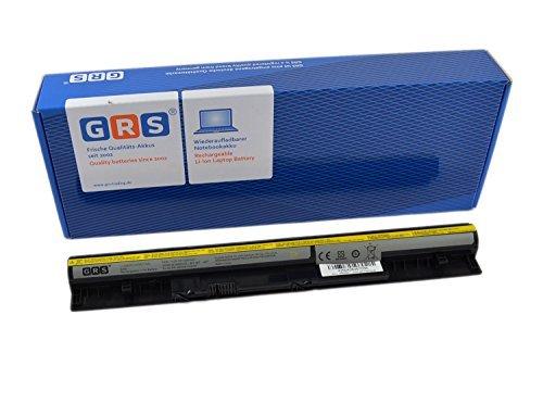 GRS Batterie pour Lenovo IdeaPad S300, S400, S405, remplacé: L12S4L01, L12S4Z01, Laptop Batterie 2200mAh, 14,4V
