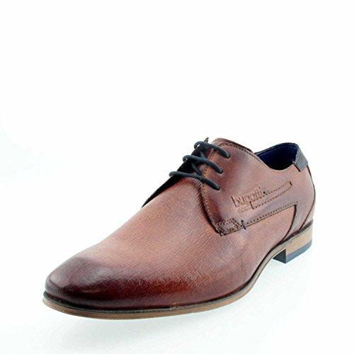 Bugatti Business-Herrenschuhe Braun, Schuhgröße:EUR 47