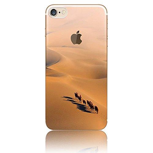 iPhone 5S SE silicone Coque,iPhone 5S SE TPU Coque Soft Case Cover,Vandot Paysage Creative Painting Peinture Housse de téléphone pour iPhone 5S SE Silicone modèle Cas pour iPhone 5S SE TPU Doux Silico ABC-30