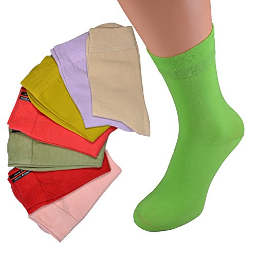 9-15 Herrensocken Diabetes 100/% Bambus ohne Gummi Damen Socken Strümpfe Freizeit