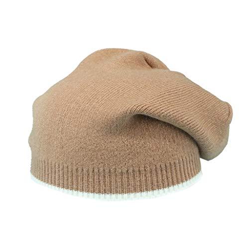 Nosterappou Convient pour toutes les activités de plein air, les chapeaux pour hommes et femmes sont doux et confortables au toucher, chapeaux chauds, chapeaux d'automne et d'hiver, peuvent être assor