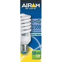 LAMPAD.RISP. COMPACT W23 E27 6500K ELC231D