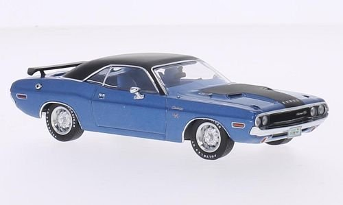dodge-challenger-r-t-metallizzato-blau-nero-opaco-1970-modello-di-automobile-modello-prefabbricato-p
