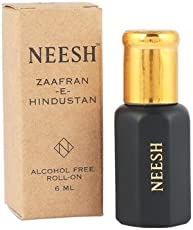NEESH Zaafran-E-Hindustan Roll on Attar (NEESHROLLZEH)