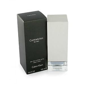 Calvin Klein Contradiction Eau de Toilette Spray for Men