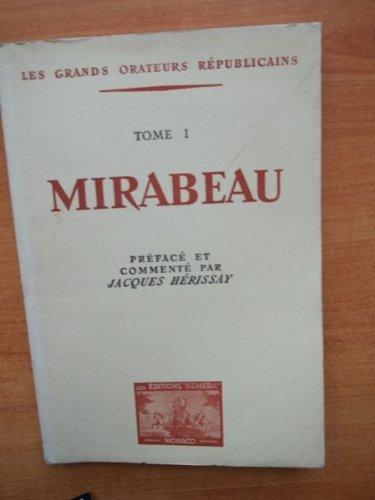 Mirabeau par Herissay Jacques