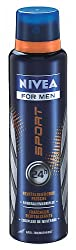 Nivea for Men Sport Deodorant Antiperspirant Spray (150ml)