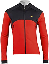 Northwave Lame Ls Maillot Noir/rouge Taille M