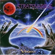 Visions by Stratovarius (1998) Audio CD
