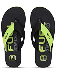 3d9460a5c25 Amazon.in  Green - Flip-Flops   Slippers   Men s Shoes  Shoes   Handbags