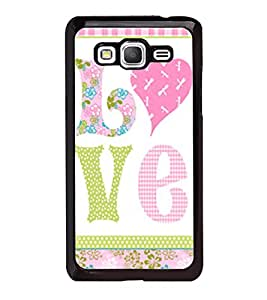 Fuson Love is My Boy Friend Designer Back Case Cover for Samsung Galaxy Core Prime :: Samsung Galaxy Core Prime G360 :: Samsung Galaxy Core Prime Value Edition G361 :: Samsung Galaxy Win 2 Duos Tv G360Bt :: Samsung Galaxy Core Prime Duos (Love Quotes Inspiration Emotion Care Fun Funny)