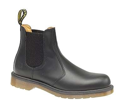 Dr. Martens B8250 Slip-On Dealer Boot/Mens Boots/Boots (6 UK) (Black)