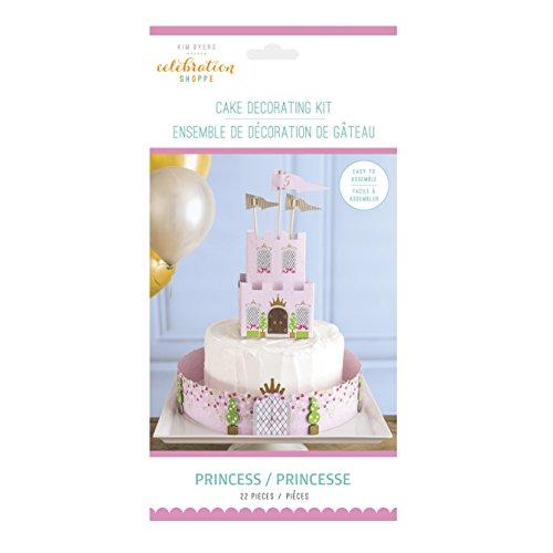 Celebration Shoppe gx-30000539Dekorative Kuchen Topper, multicolor