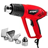 Best Hot Air Guns - Apollo 2000W Dual High Low Temperature Heat Gun Review