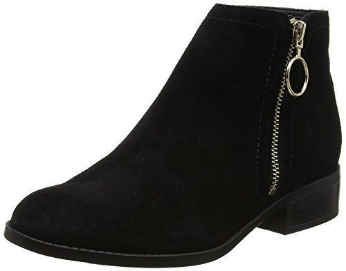 New Look - 3817906 - Allie Suede - Bottines - Fille