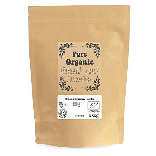 Mogro Certified Organic Cranberry Powder (500g)