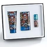 Ed Hardy Hearts & Daggers Men Gift Set 50ml EDT + 7.5ml EDT ++ 90ml Shower Gel (50 ml)
